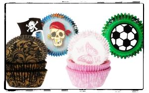 Cupcake Förmchen